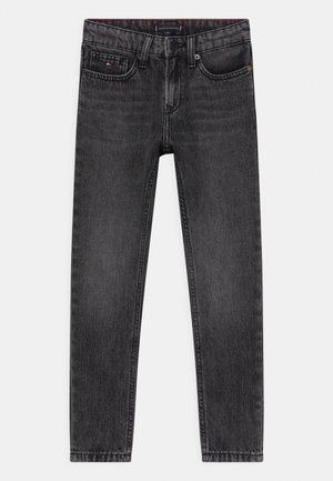 SPENCER SLIM TAPERED - Slim fit jeans - grey denim