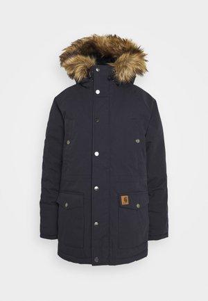 TRAPPER - Winter coat - dark navy / black