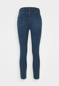 J Brand - DARTED HIGH RISE CROP - Jeans Skinny Fit - moxie - 6