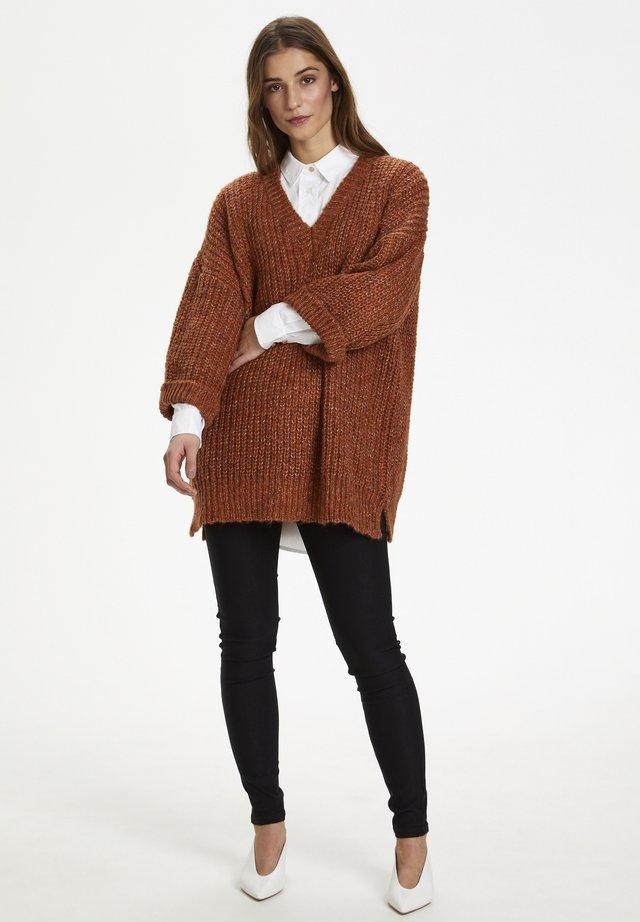 KABENNI  - Sweter - sierra melange