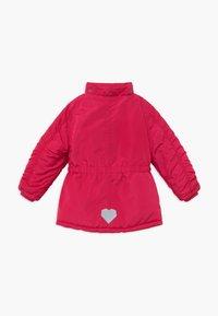 Blue Seven - KIDS HEART HAVE FUN  - Winterjas - magenta - 2