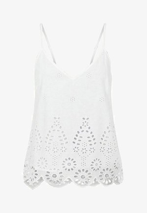 Toppi - bright white