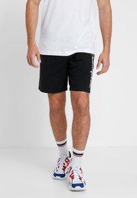 Champion - BERMUDA - Pantalón corto de deporte - black - 0