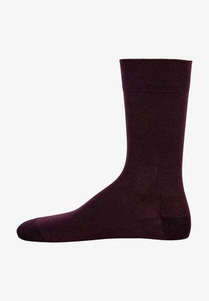Socks - dunkelbraun