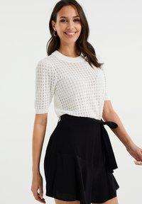 WE Fashion - Jumper - white - 0