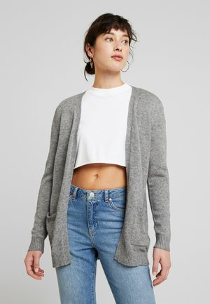 ONLLESLY PETIT  - Cardigan - medium grey melange
