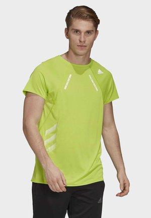 HEAT.RDY T-SHIRT - Print T-shirt - green