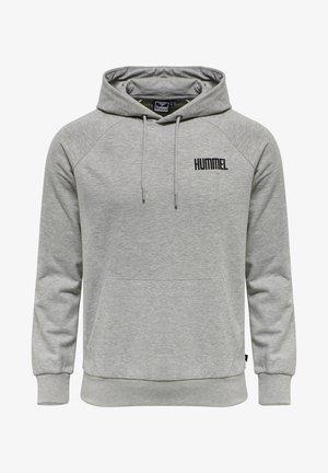 HMLLIMO  - Hættetrøjer - grey melange