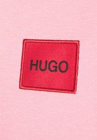 HUGO - NEYLE - Jersey dress - bright pink - 5