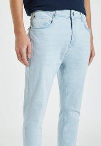PULL&BEAR - Slim fit jeans - blue denim - 3