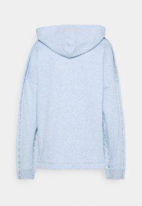 Nike Sportswear - HOODIE EARTH DAY - veste en sweat zippée - light armory blue/heater/white - 8
