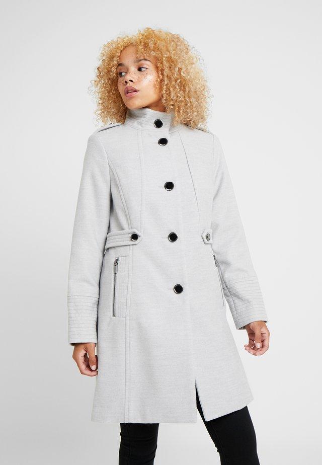 FUNNEL COAT - Manteau classique - grey