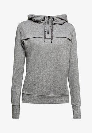 Sweat à capuche - medium grey