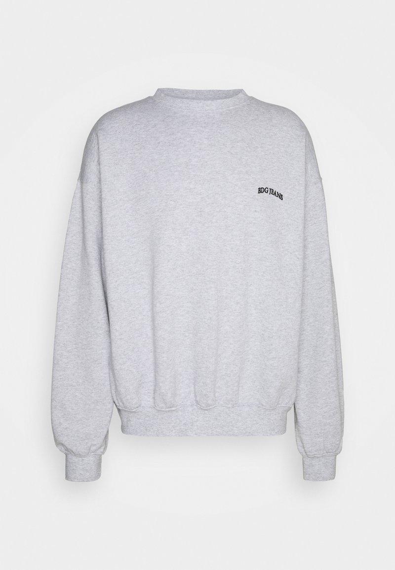 BDG Urban Outfitters - CREWNECK UNISEX - Sweatshirt - grey