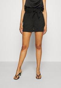 Vero Moda - VMSUMMER SABINA - Shorts - black - 0