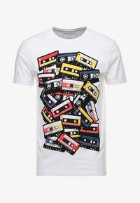 YOURTURN - Print T-shirt - white/multicoloured - 5