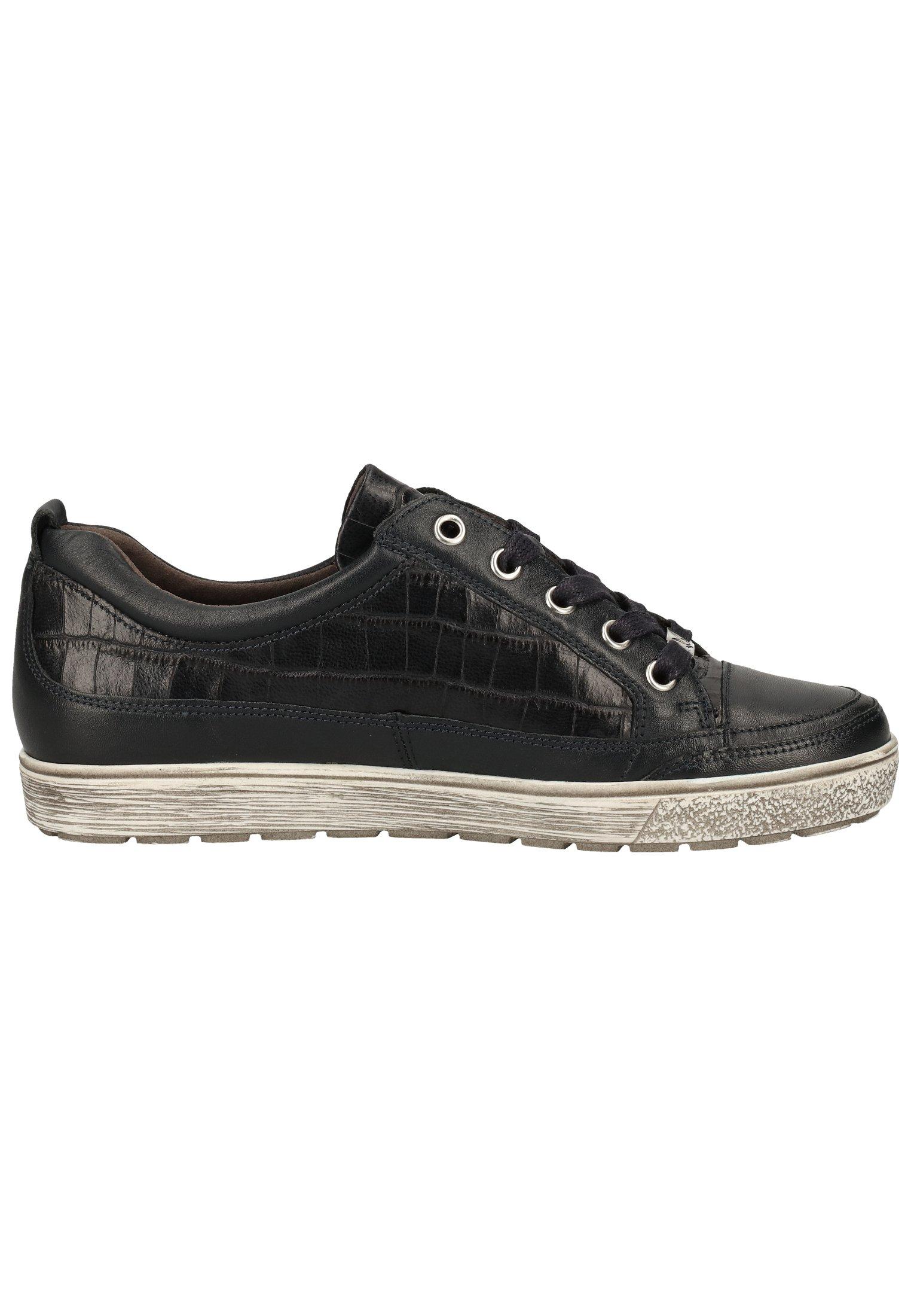Dobra sprzedaż Zniżka Caprice Sneakersy niskie - ocean croco 850   Obuwie damskie 2020 bGcDk