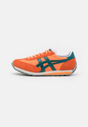 EDR 78 UNISEX - Sneakers basse - shocking orange/velvet pine