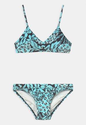 SET - Bikini - aqua marina