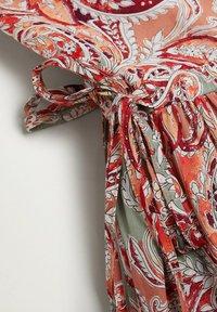 Mango - Denní šaty - rojo coral - 5