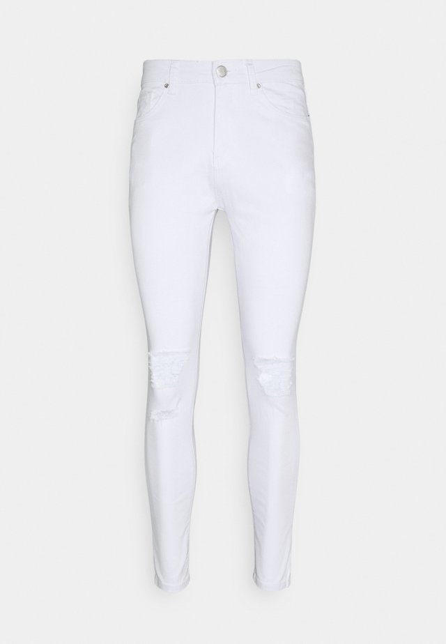 DESTROYED - Jeans Skinny Fit - white