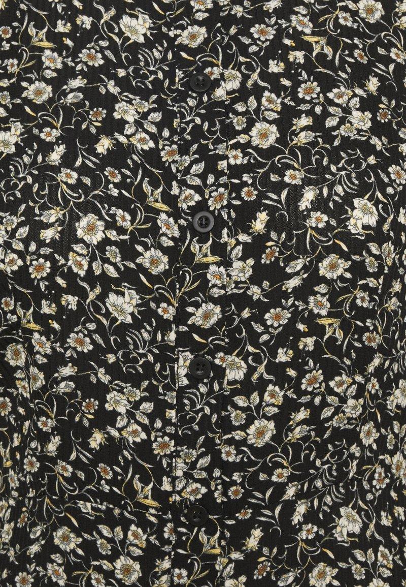 YAS YASNAOMI DRESS - Maxikleid - black/schwarz Pa4j41