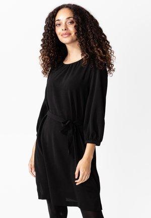 VICTORIA - Day dress - black