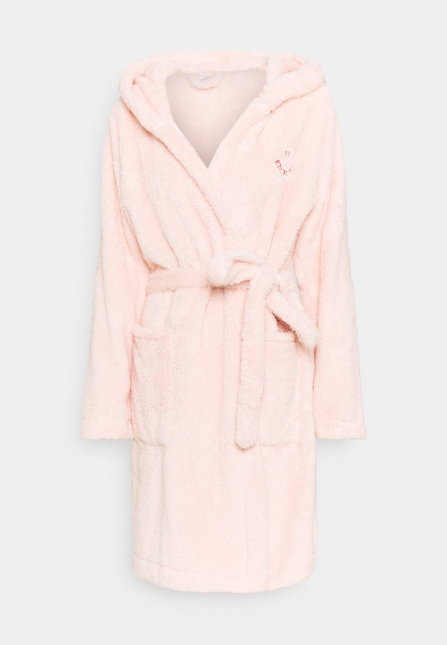 VDAY ROBE - Dressing gown - peachy keen
