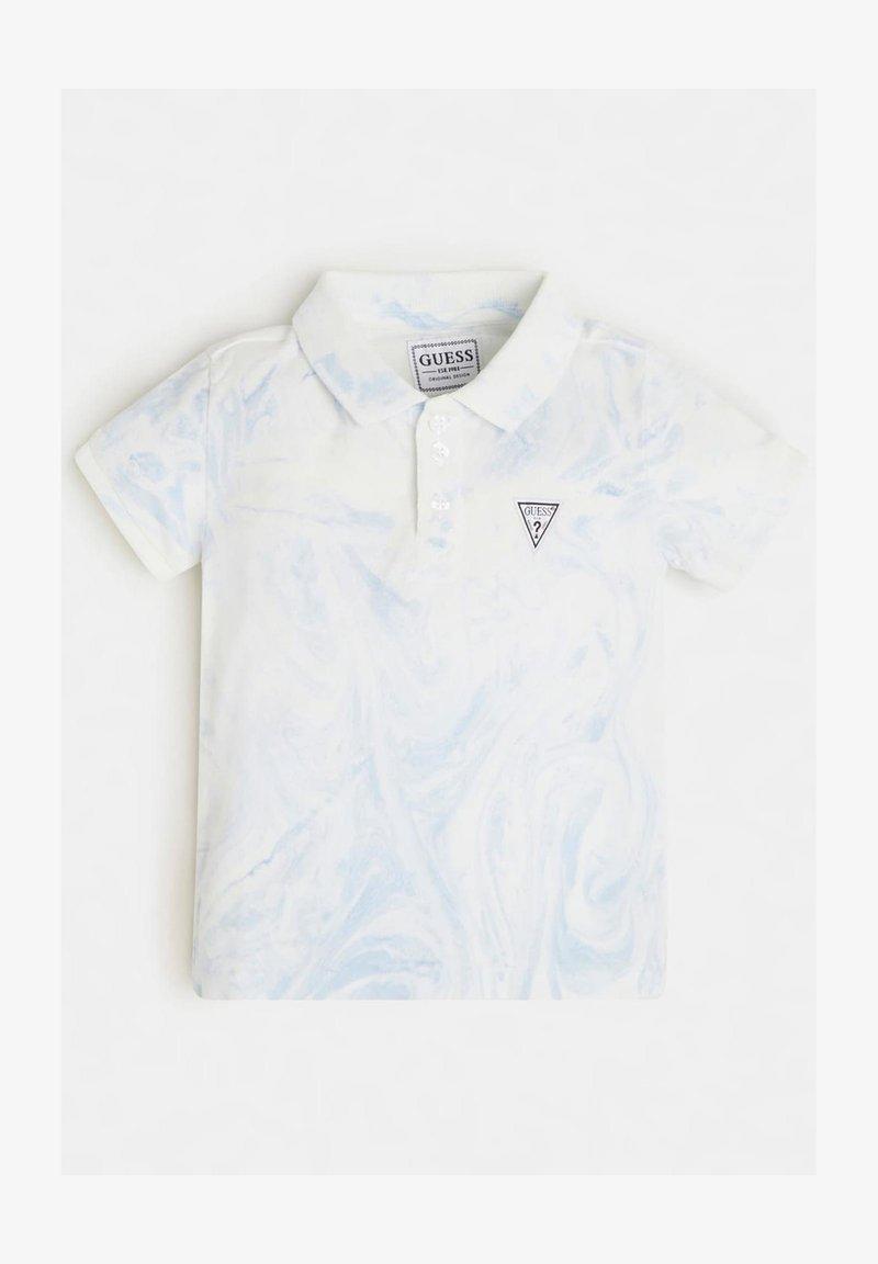 Guess - Polo shirt - blau