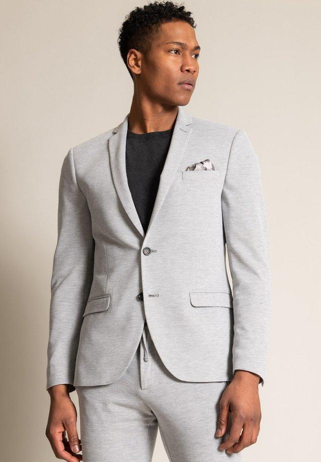 NEW JAM - Blazer jacket - hellgrau