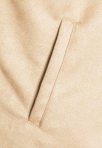 Pegador - JACKET UNISEX - Lehká bunda - almond - 8