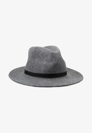 WOMEN HAT FEDORA - Kapelusz - grey