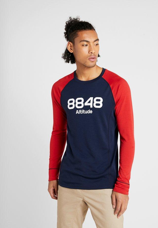 PICHL MEN      - T-shirt de sport - navy