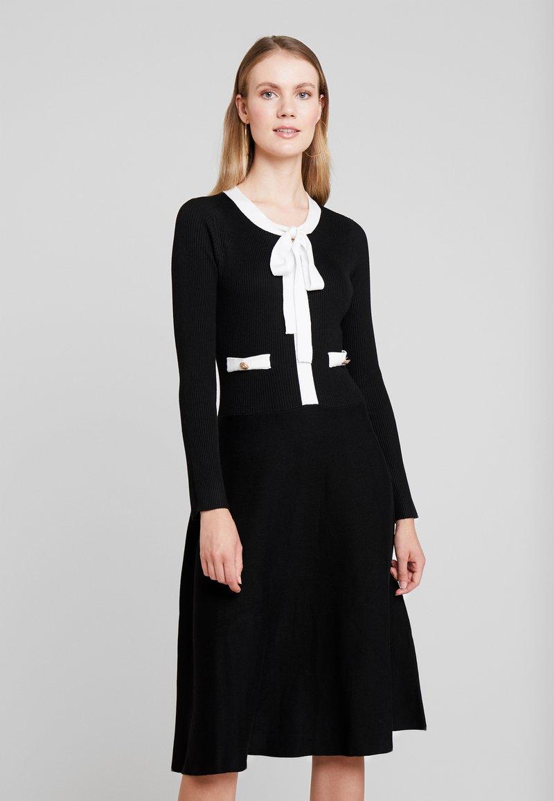 Derhy - NAJA - Robe pull - black