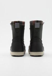Friboo - Snowboots  - dark green - 2