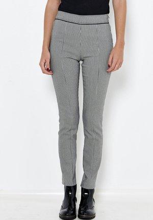 Pantalon classique - taupe
