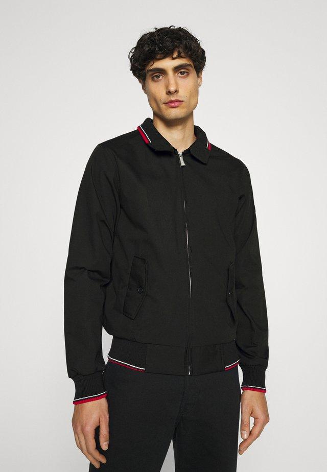 MICK - Summer jacket - noir