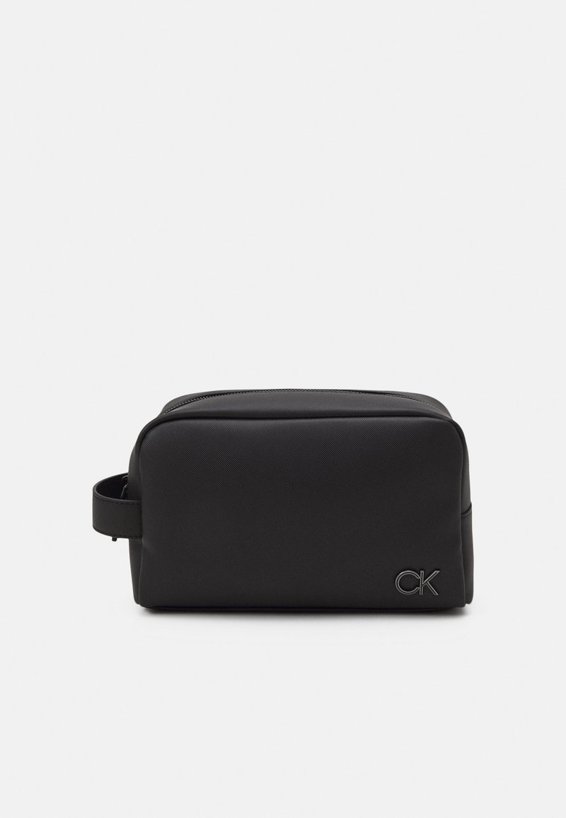 Calvin Klein - WASHBAG UNISEX - Resetillbehör - black