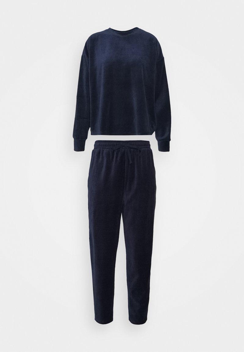 Anna Field - MAFALDA  - Pyjama set - dark blue
