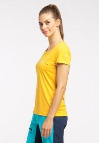 Haglöfs - Sports shirt - pumpkin yellow - 2