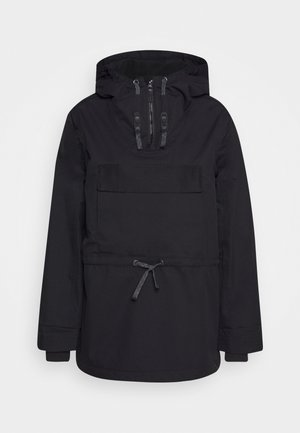 BAILEY JACKET - Kurtka snowboardowa - true black