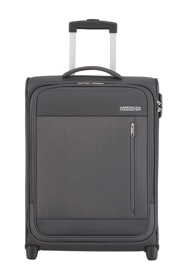 HEAT WAVE TROLLEY - Wheeled suitcase - charcoal grey