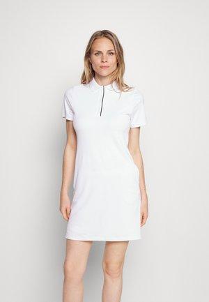 EDEN DRESS SET - Robe de sport - white black
