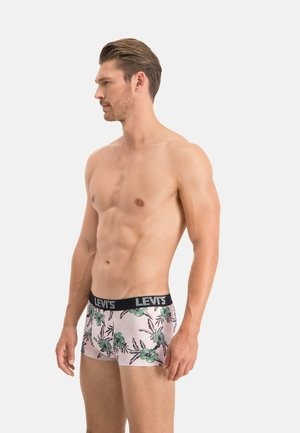 HELLO HAWAII AOP 2P - Pants - light pink