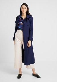 van Laack - CARRY - Button-down blouse - purple - 1