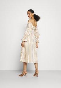 Cult Gaia - IDA DRESS - Day dress - off-white - 2