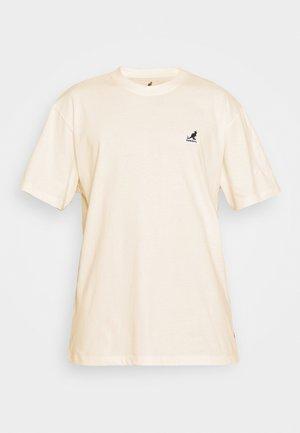 HARLEM - Basic T-shirt - white
