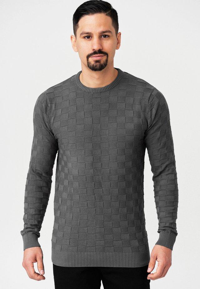 BREMBILLA - Pullover - pewter