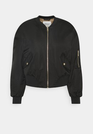 ONLPATTY SPRING JACKET - Bombejakke - black