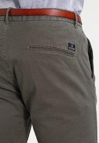 Scotch & Soda - STUART - Chino kalhoty - grey - 4